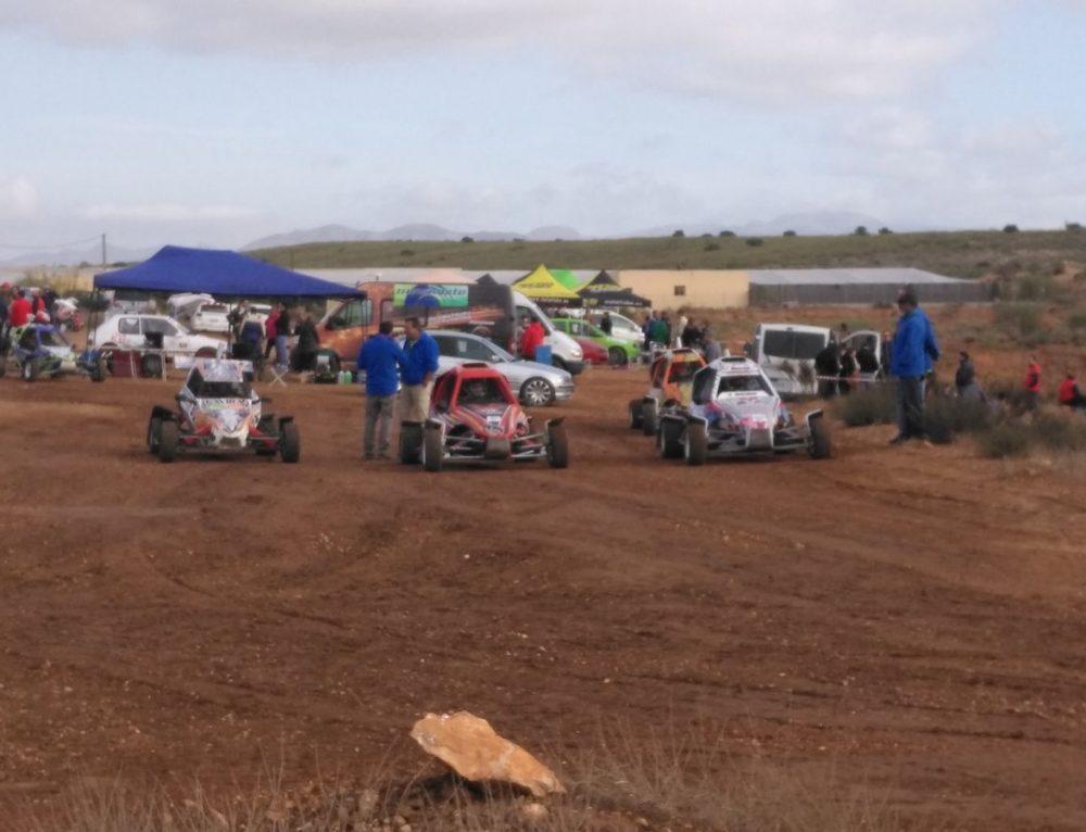Nijar pone el punto y final al Autocross