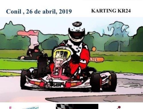La FAA colabora una jornada de karting adaptado este sábado en Conil de la frontera (Cádiz)