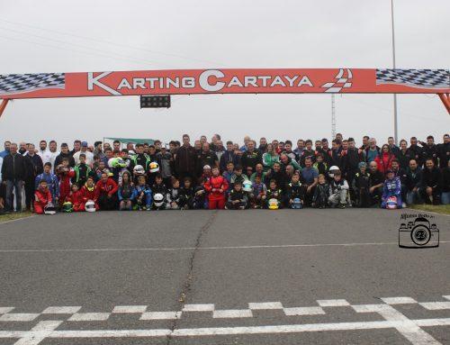 INTENSO FIN DE SEMANA DE AUTOMOVILISMO EN ANDALUCÍA Éxito deportivo y de público en el  rallye de tierra de Pozoblanco, karting en Cartaya, slalom de Puerto Lope y velocidad en el Circuito de Guadix