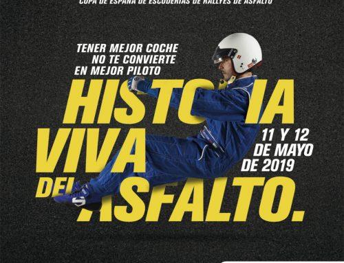 El rallye Costa de Almería se disputa el 11 y 12 de mayo