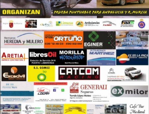 XIII Autocross Zarcilla de Ramos-18 de mayo