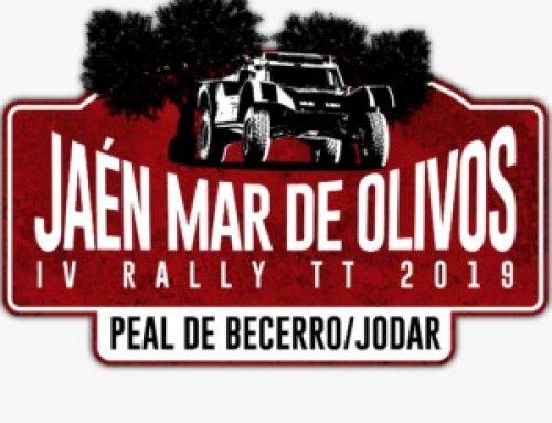 El IV Rally T.T Mar de Olivos se disputa el 18 y 19 de mayo