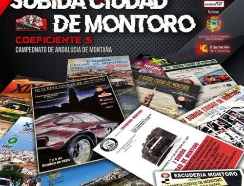 XX Subida a Montoro 2019- 1 y 2 de junio