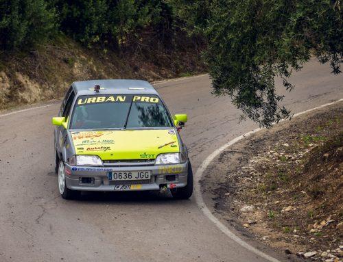 Mario Ezequiel Morillo reedita triunfo en Nueva Carteya y se sitúa como líder del Campeonato de Andalucía de Rally-Crono (CARC)