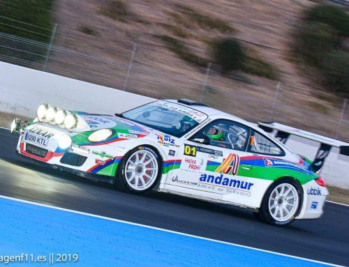 Victoria indiscutible de Aznar y Galán en un espectacular Rally de Jerez