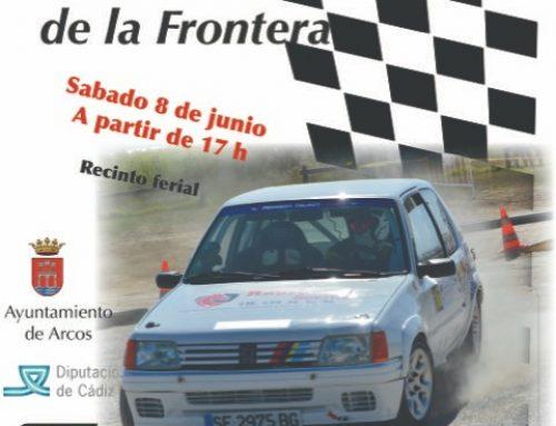 Slalom de Arcos (Cádiz) 8 de junio