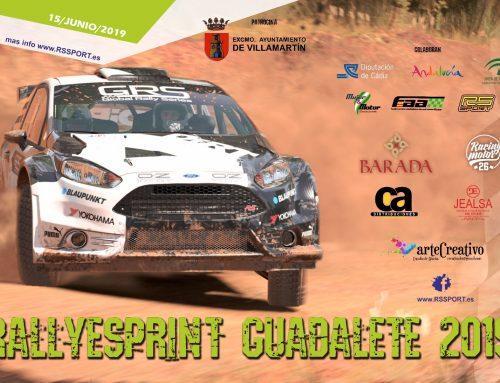 Rally Sprint Guadalete 2019 (Villamartín15 de junio)
