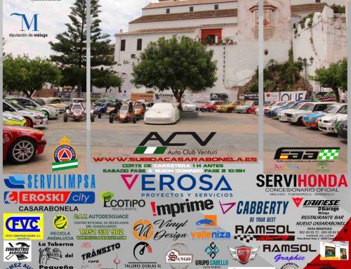 IV Subida a Casarabonela (29 y 30 de junio)