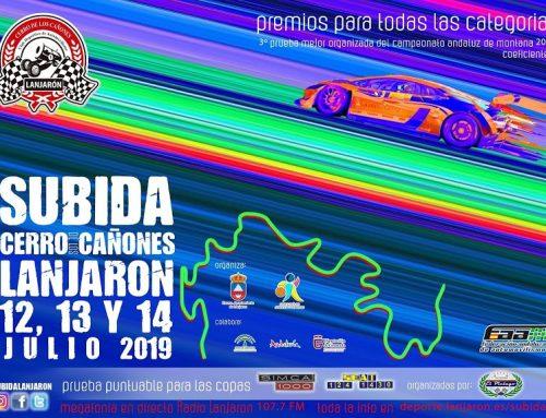 Subida a Lanjarón 2019 – 12 y 13 de Julio