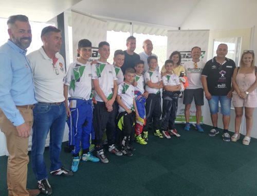 La nueva Selección Andaluza de Karting se presenta oficialmente en Campillos